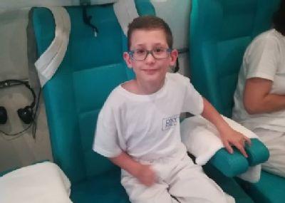 Dávidkovi s jemnou a hrubou motorikou pomohla hyperbarická komora