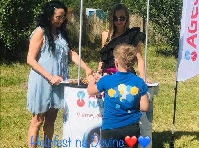 NADÁCIA AGEL sa i tento rok stala partnerom HELPfestu